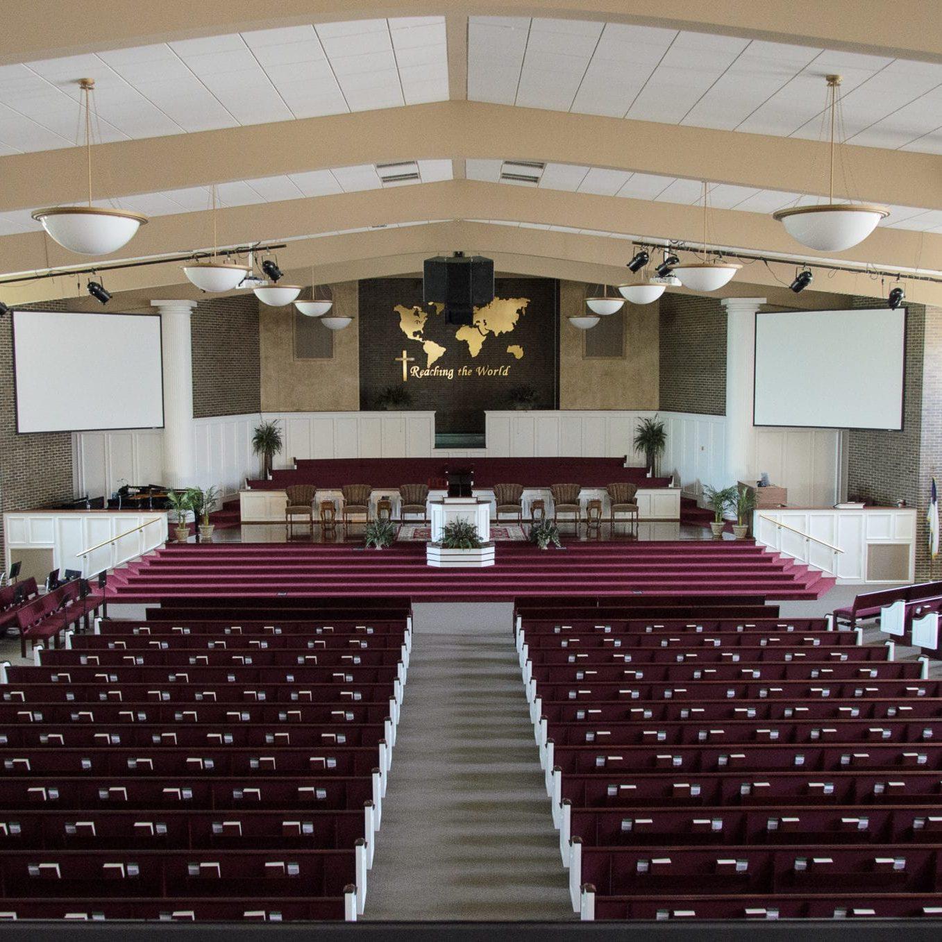 Christine Aichele - Church Auditorium